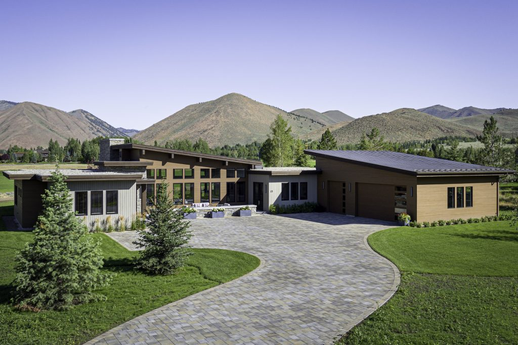 Leady Residence